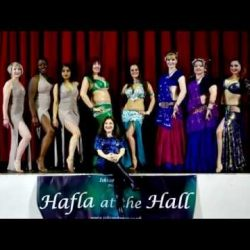 Highlight from Hafla at the Hall October 2015