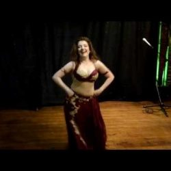 A Scottish Highland Bellydance Fusion...